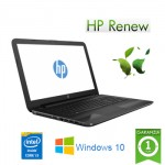 Notebook HP ProBook 250 G5 Core i3-5005U 4Gb 500Gb 15.6' LED AG DVDRW Windows 10 W4N09EA
