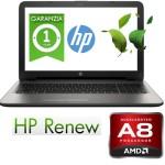 Notebook HP 15-ba070nl A8-7410 2.2GHz 8Gb HDD 500GB DVDRW Webcam 15.6'  Windows 10 HOME