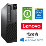 PC Lenovo ThinkCenter M83p DT Core i5-4570 3.2GHz 8Gb Ram 500Gb Windows 10 Professional DESKTOP