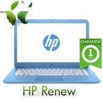 Notebook HP Stream 14-ax010nl Intel CEL N3060 4Gb 32Gb SSD 14' HD BV LED Windows 10 HOME
