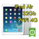 iPad Air 32Gb Bianco WiFi Cellular 4G 9.7' Retina Bluetooth Webcam (Seconda Generazione) MD795TY/A