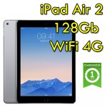 iPad Air 2 128Gb Grigio Siderale WiFi Cellular 4G 9.7' Retina Bluetooth Webcam (Seconda Generazione) MGWL2TY/A