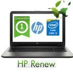 Notebook HP 15-086nl Core i3-6006U 4Gb 500Gb 15.6' HD BV LED DVDRW AMD Radeon R5 M430 2GB Windows 10 HOME