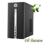 PC HP Pavilion 510-p116nl i5-6400T 2.2GHz 12Gb Ram 1Tb DVDRW AMD Radeon R5 435 2GB Windows 10 Home