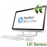 PC All in One HP Pavilion 24-b101nl  i3-6100T 3.2GHz 4Gb 1TB 23.8'  Windows 10 HOME