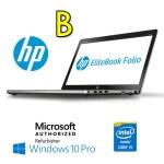 Notebook HP EliteBook Folio 9470M Core i5-3437U 4Gb 180Gb SSD 14' Windows 10 Professional B7S87AV [GRADE B]