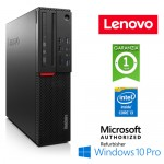 PC LENOVO ThinkCenter M700 i5-6400 8Gb 500Gb Sata DVDRW slim Windows 7 Professional NUOVO