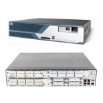 Router Cisco 3825 Collegamento ethernet LAN