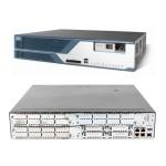 Router Cisco 3825 Collegamento ethernet LAN