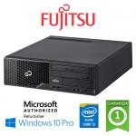 PC Fujitsu Esprimo E510 Core i3-2120 3.3GHZ 4Gb Ram 500Gb DVD-RW Windows 10 Professional