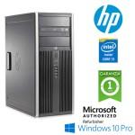 PC HP Compaq 6300 Pro CMT Core i3-3220 3.3GHz 4Gb Ram 500Gb DVDRW Windows 10 Professional Tower