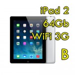 Apple iPad 2 64Gb WiFi 3G Nero (Seconda Generazione) MC775TY/A [GRADE B]