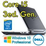 Notebook Dell Latitude E6330 Core i5-3360M 4Gb Ram 128Gb SSD 13.3' Webcam Windows 10 Professional