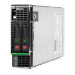 Blade Server HP BL460C Gen 8 (2) XEON E5-2680 2.7GHz 64Gb Ram 600Gb
