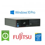 PC Fujitsu Esprimo E510 Intel CEL G1610 2.6GHZ 4Gb Ram 500Gb DVD-RW Windows 10 Professional