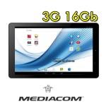 Mediacom Smart PAD IPRO 10.1 M-IPRO110 16GB 3G Micro SIM Wi-Fi  Tablet Computer