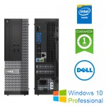 PC Dell Optiplex 3020 CIntel Pentium G3220 3.0GHz 4Gb Ram 500Gb DVDRW Windows 10 Professional