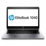 Notebook HP EliteBook Folio 1040 G2 Intel Core i5-5300U 2.3GHz 8Gb 256Gb SSD 14' Windows 10 Professional