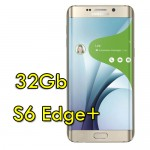 Smartphone Samsung Galaxy S6 Edge+ SM-G928F 4G 32Gb 16MP Gold