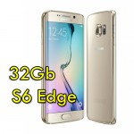 Smartphone Samsung Galaxy S6 Edge SM-G925F 5.1' FHD 4G 32Gb 16MP Gold