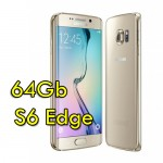 Smartphone Samsung Galaxy S6 Edge SM-G925F 5.1' FHD 4G 64Gb 16MP Gold