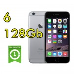 Apple iPhone 6 128Gb SpaceGray MG4A2QL/A Grigio Siderale 4.7' Originale iOS 11