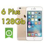 iPhone 6 Plus 128Gb Gold A8 WiFi Bluetooth 4G Apple MGC42LL/A 5.5' Oro iOS 11
