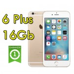 iPhone 6 Plus 16Gb Gold A8 WiFi Bluetooth 4G Apple MGAA2QL/A 5.5' Oro