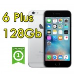 iPhone 6 Plus 128Gb SpaceGray A8 WiFi Bluetooth 4G Apple MG4A2QL/A 5.5' Grigio Siderale