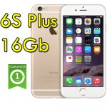 iPhone 6S Plus 16Gb Gold A9 MKU32FS/A Oro 4G Wifi Bluetooth 5.5' 12MP Originale