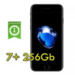 Apple iPhone 7 Plus 256Gb JetBlack A10 MN4L2LL/A 5.5' Nero Lucido Originale iOS 11