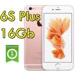 iPhone 6S Plus 16Gb RoseGold A9 MKU52QL/A 4G Wifi Bluetooth 5.5' 12MP Originale iOS 11