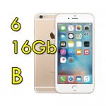 Apple iPhone 6 16Gb White Gold MG492QN/A Oro 4.7' Originale [GRADE B]