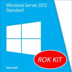 Windows Server 2012 Standard per SERVER IBM LENOVO Rok Kit 2CPU/2VM
