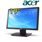 Monitor Acer V193W  LCD monitor 19' Black