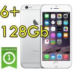 iPhone 6 Plus 128Gb Silver A8 WiFi Bluetooth 4G Apple MGAQ2LL/A 5.5'  iOS 11
