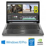 Mobile Workstation HP EliteBook 8770W Core i7-3630QM 8Gb 750Gb 17.4' 1920x1080 Quadro K3000M 10 Pro