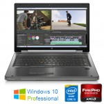 Mobile Workstation HP EliteBook 8770W Core i5-3630QM 8Gb 500Gb 17.4' 1920x1080 AMD FIRE PRO 10 Pro