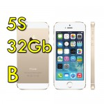 iPhone 5S 32Gb Oro A7 WiFi Bluetooth 4G Apple ME346LL/A Gold iOS 10 [GRADE B]
