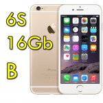 iPhone 6S 16Gb Gold MG492LL/A Oro 4G Wifi Bluetooth 4.7' 12MP Originale [GRADE B]