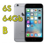 iPhone 6S 64Gb SpaceGray MKQN2ZD/A Grigio Siderale 4G Wifi Bluetooth 4.7' 12MP Originale [GRADE B]