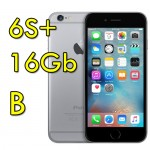 iPhone 6S Plus 16Gb SpaceGray A9 MKU12ZD/A Grigio Siderale 4G Wifi Bluetooth 5.5' Originale [GRADE B]