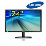 Monitor LCD 24 Pollici Samsung SynMaster S24B420 LED black