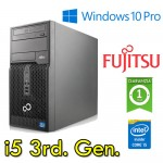 PC Fujitsu Esprimo P510 Core i5-3470 3.2GHz 4Gb Ram 500Gb DVDRW Windows 10 Professional Tower