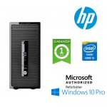 PC HP ProDesk 400 G2 MT Core i5-4590S 3.0GHz 8Gb Ram 500Gb DVD-RW Windows 10 Professional