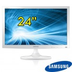Monitor LCD 24 Pollici Samsung SynMaster S24B420BW LED