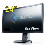 Monitor LCD 24.1 Pollici Eizo FlexScan EV2416W
