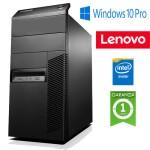 PC Lenovo ThinkCentre M83 MT 10AG  Intel G3220 3.0GHz 4Gb Ram 500Gb NODVD Windows 10 Professional Tower