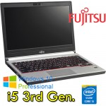 Notebook Fujitsu Lifebook E733 Core i5-3340M 4Gb Ram 500Gb DVDRW 13.3' LEGGERO Windows 10 Professional