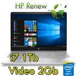 Notebook HP Pavilion 15-ck012nl i7-8550U 16Gb 1Tb NVIDIA GeForce 940MX 2Gb 15.6' Windows 10 Home